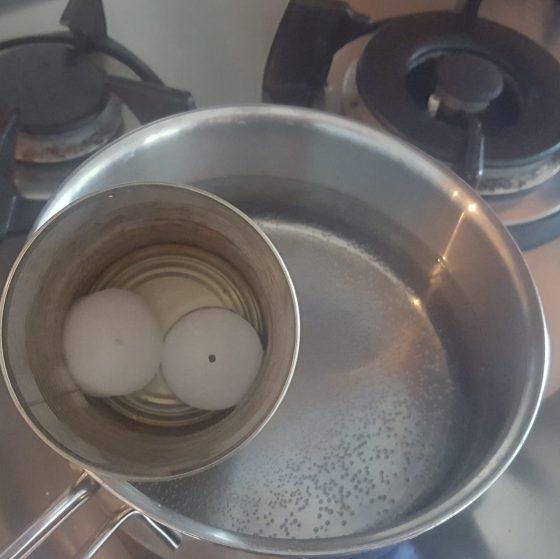 waxinekaarsjes smelten
